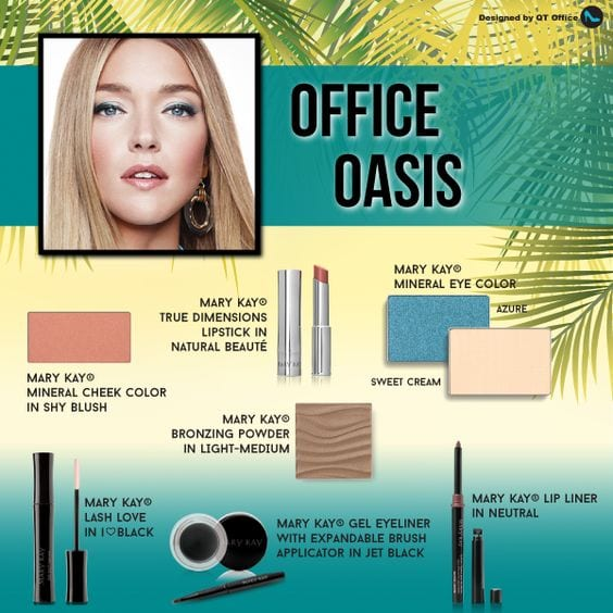 Update your summer look. Try new makeup shades! tabithadumas.com