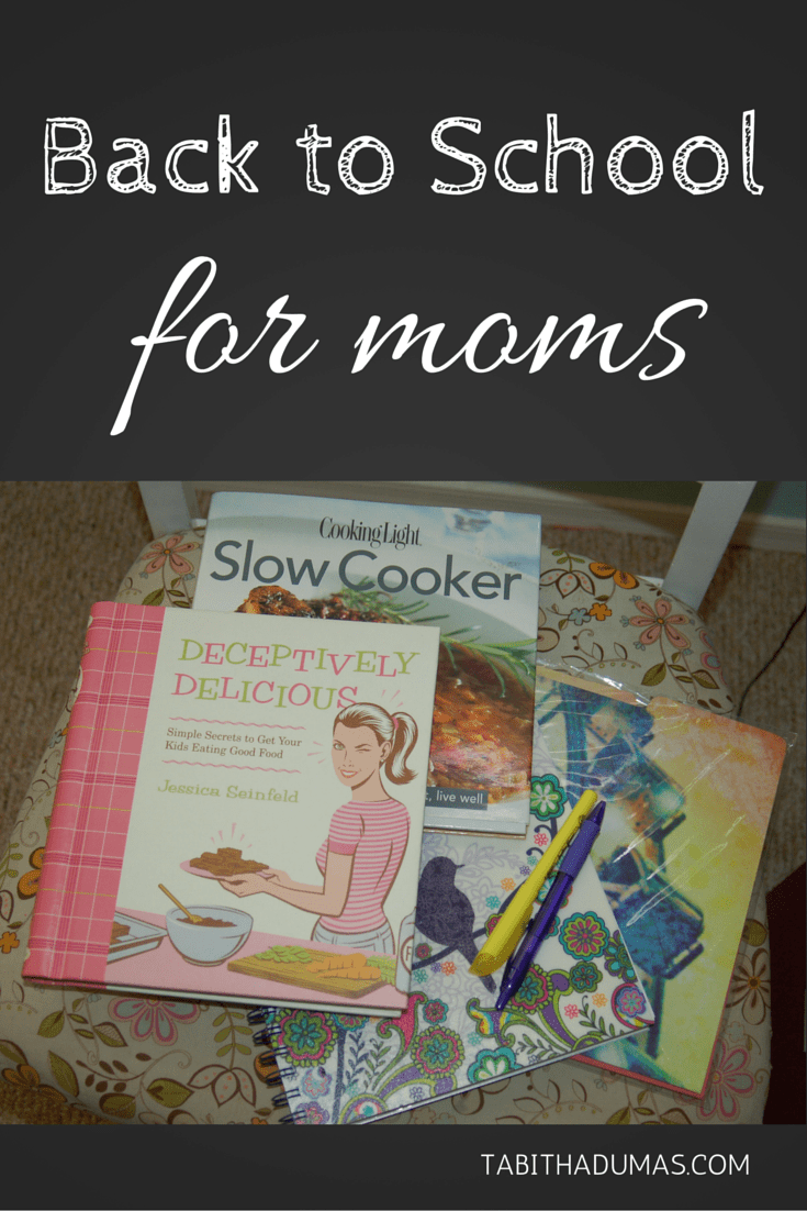 Back to school for moms (with FREE downloadable check-list!) - Tabitha ...