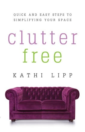 Clutter Free by Kathi Lipp. Join the 21 day challenge!