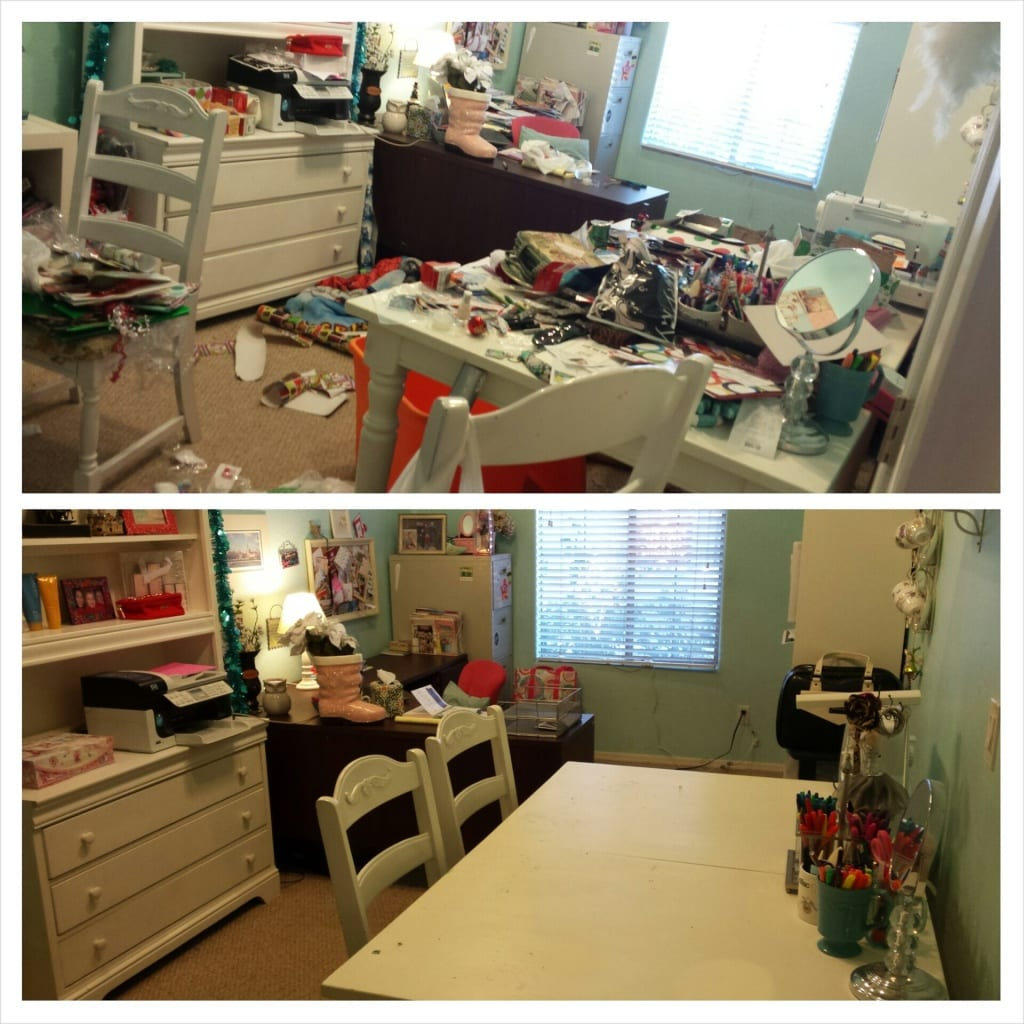 Declutter and get organized in 2015! Join me on tabithadumas.com
