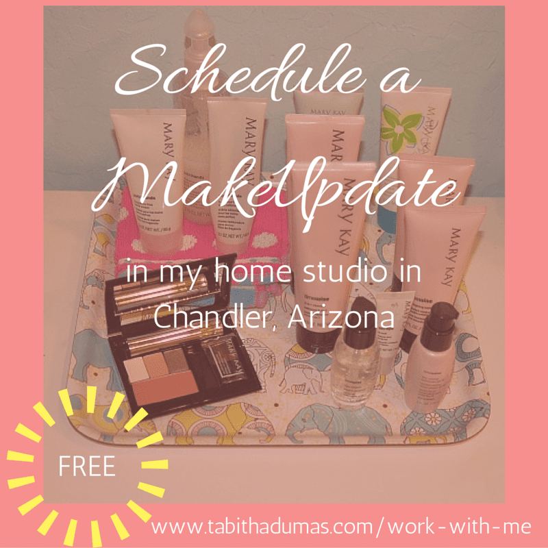 Schedule a MakeUpdate