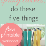 Before you buy any spring clothes, do these five things