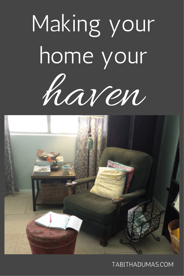 Making your home your haven tabitha dumas Home decor pinterest boards to follow