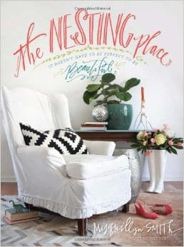 The Nesting Place by Myquillyn Smith--the Cozy Minimalist