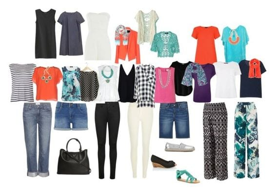 starting your capsule wardrobe! tabithadumas.com