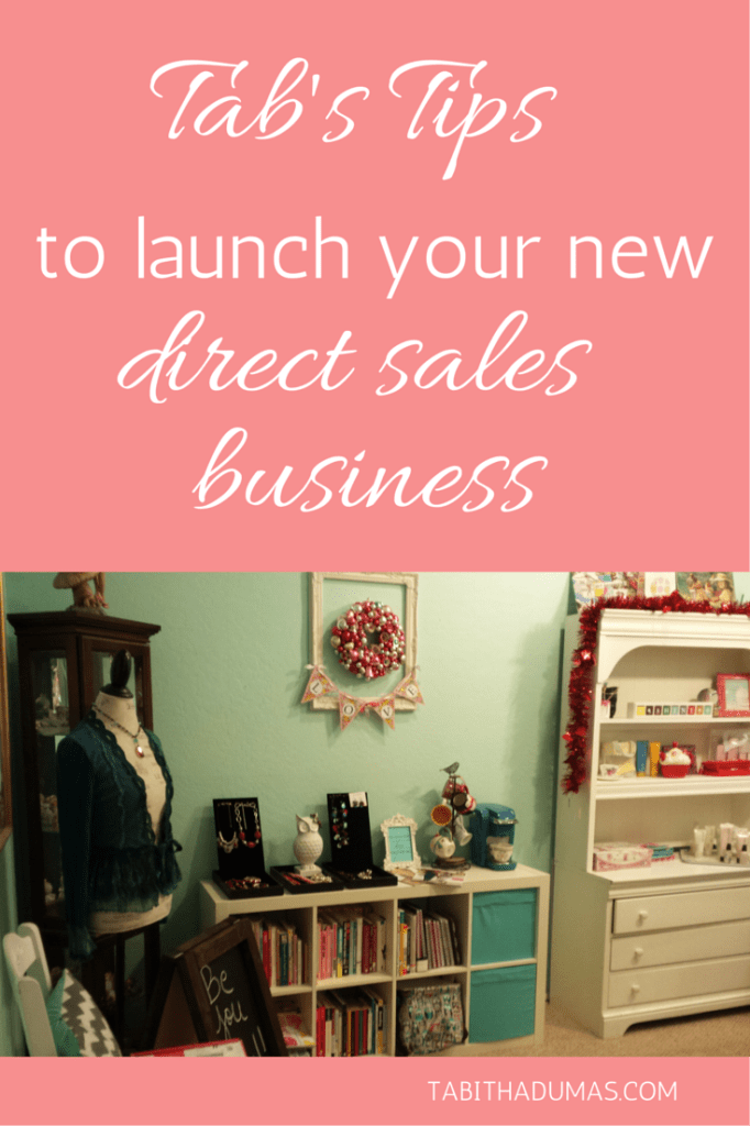Really practical tips here! Check it out! Tab's Tips to launch your new direct sales business. From Tabitha Dumas, Image and Influence Strategist