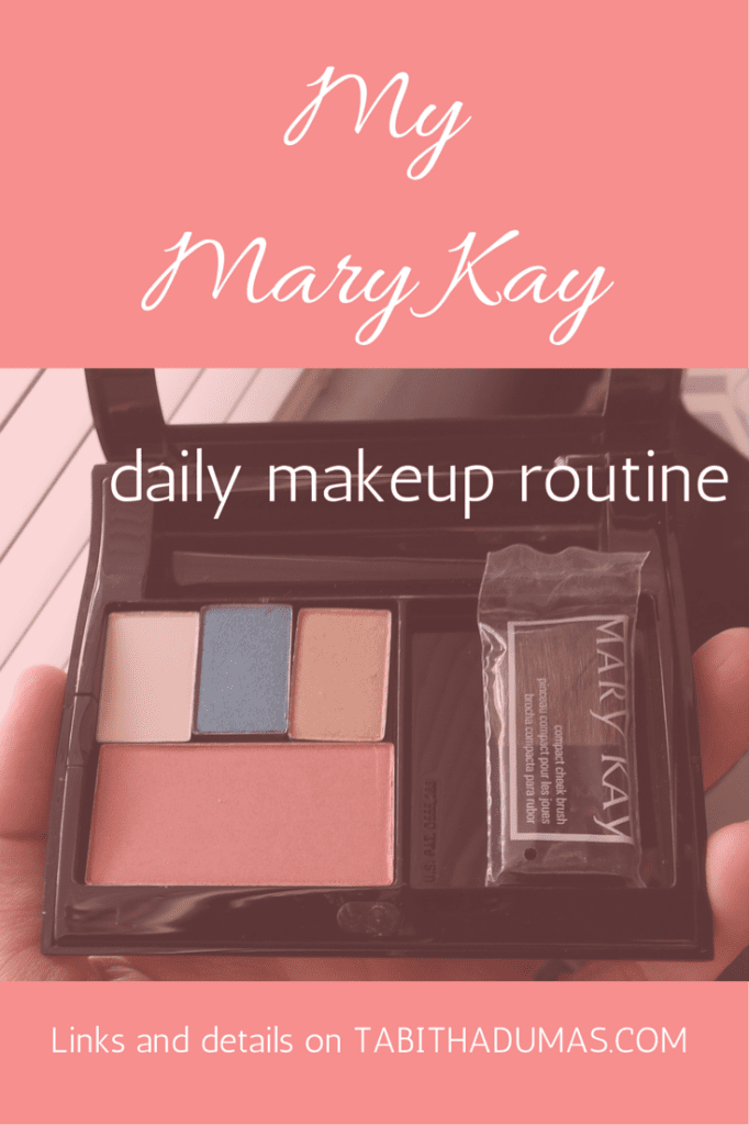 This has links, details and color suggestions! Great post! My Mary Kay daily makeup routine. Tabitha Dumas, Mary Kay Advanced Color Consultant.