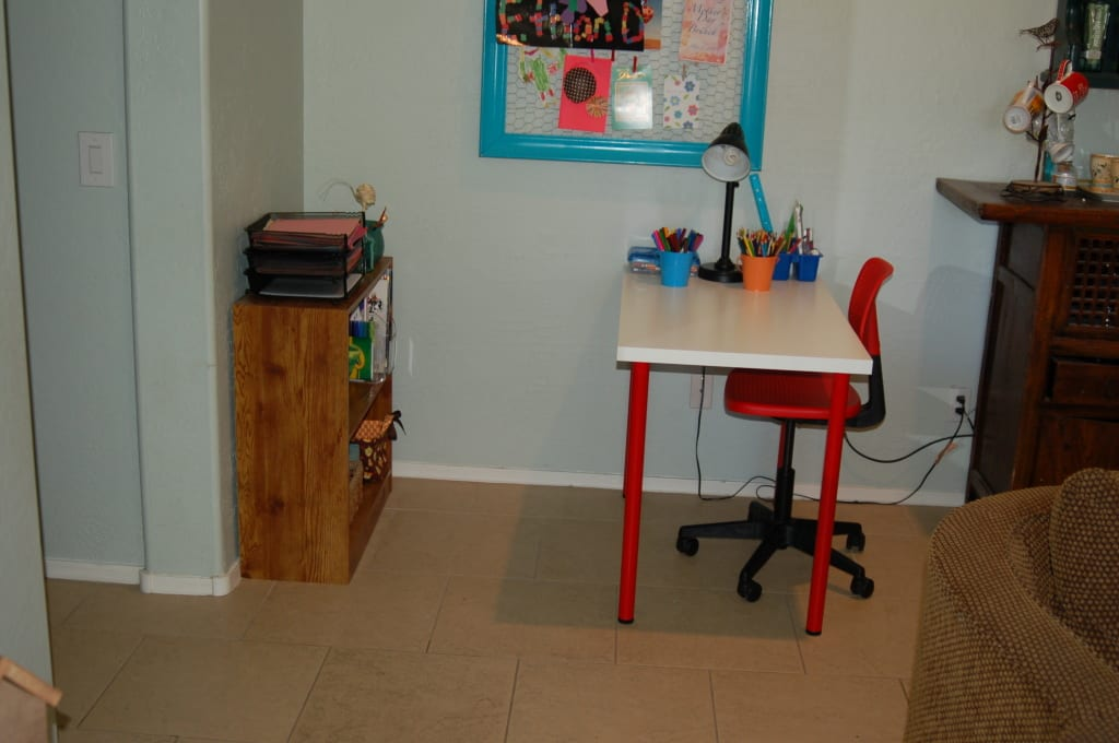 Meet The Art Pantry: create an art table in your home with TabithaDumas.com