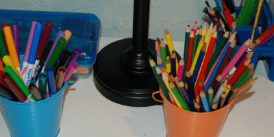 Meet The Art Pantry: create an art table in your home