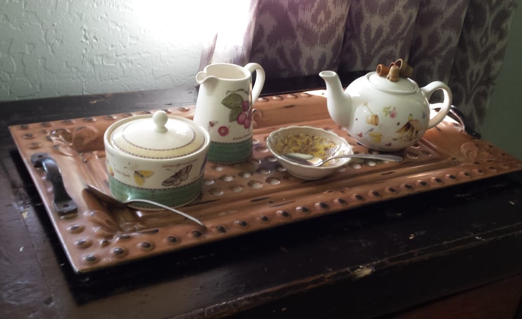 Live a tea lifestyle! Set up a tea station and more tips from TabithaDumas.com