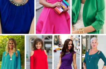 NEW! The seven colors that look good on everyone! -tabithadumas.com color expert and image consultant