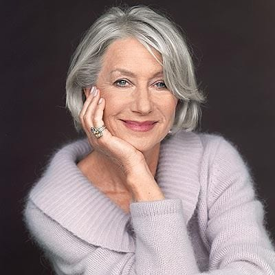 Look good in any color! Silver haired ladies should wear cool tones and silver jewelry. tabithadumas.com