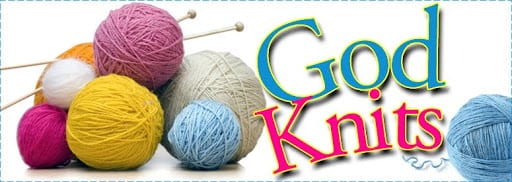 Support for miscarriage, infertility or baby loss from tabithadumas.com and God Knits
