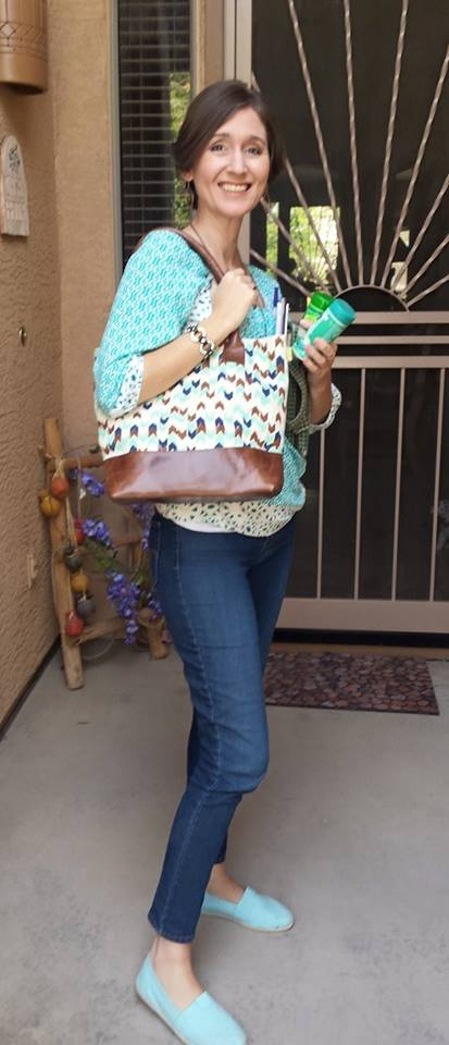 Spring refresh! Update your purse! tabithadumas.com