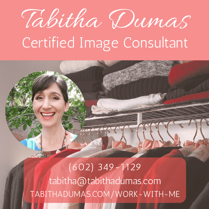 Tabitha Dumas, Certified Image Consultant
