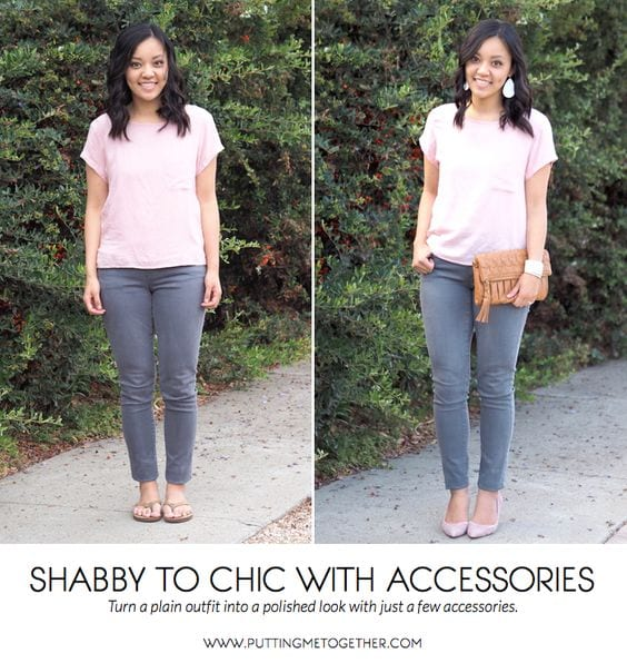 How to Get Dressed with the 16-point accessory rule tabithadumas.com image consultant