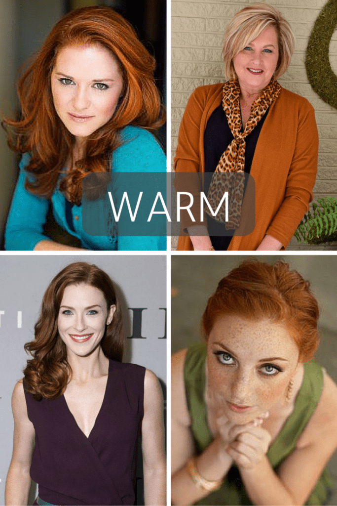 Best colors for headshots- WARM. tabithadumas.com image consultant