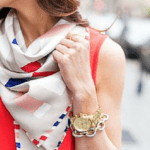 10 ways to wear a scarf for summer
