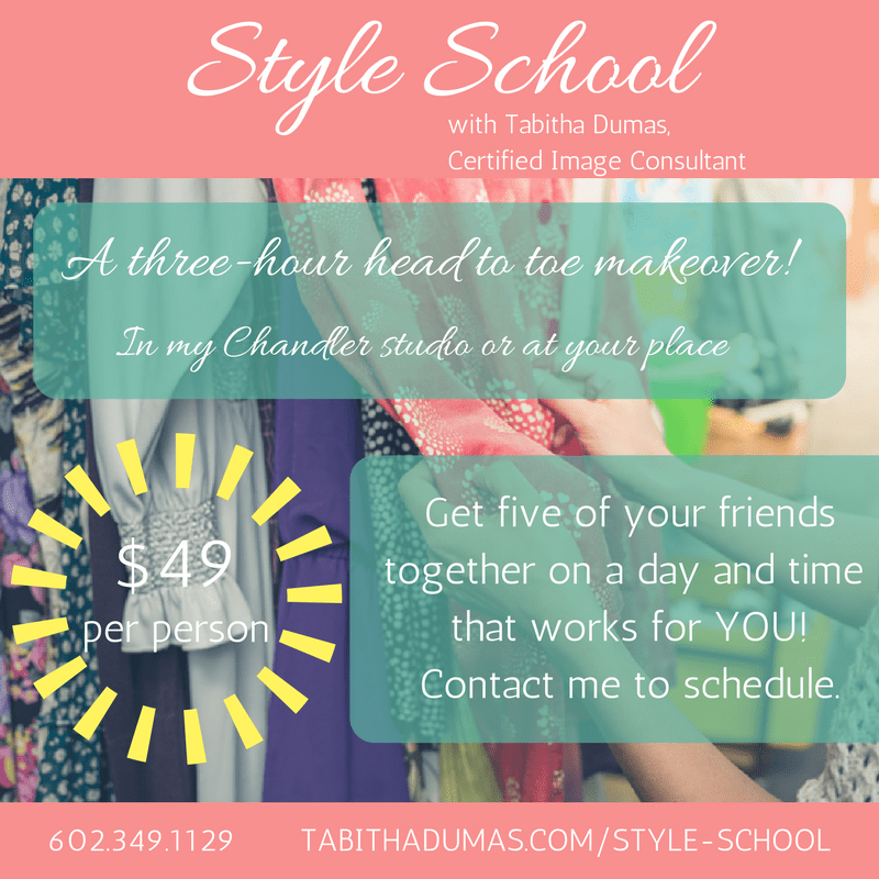 STYLE SCHOOL from tabithadumas.com Your way!
