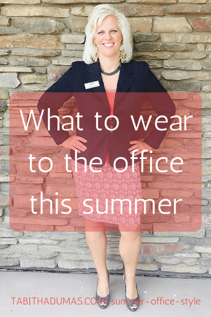 What to wear to the office this summer. Be cool, comfortable and look fabulous! tabithadumas.com professional and entrepreneur style