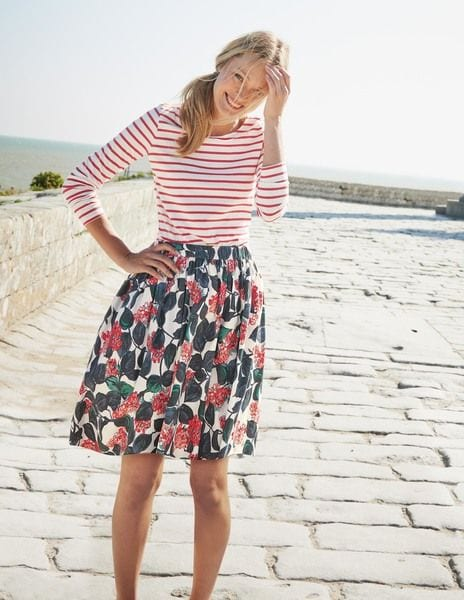 Pattern mixing! You don't have to be afraid of prints! tabithadumas.com image consultant
