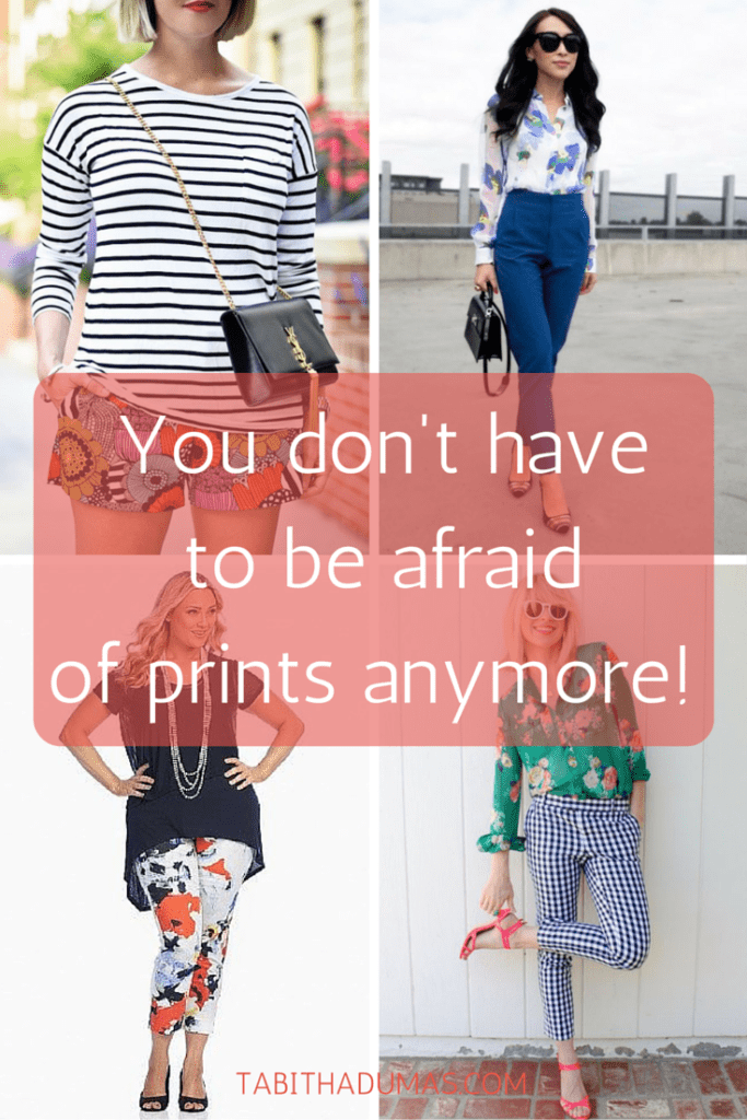 You don't have to be afraid of prints anymore! tabithadumas.com image consultant