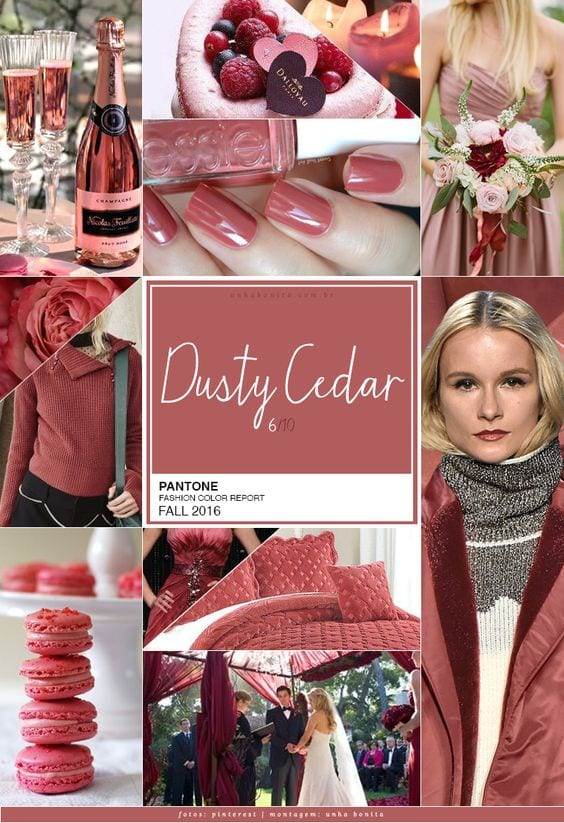 Fall color inspiration from TabithaDumas.com