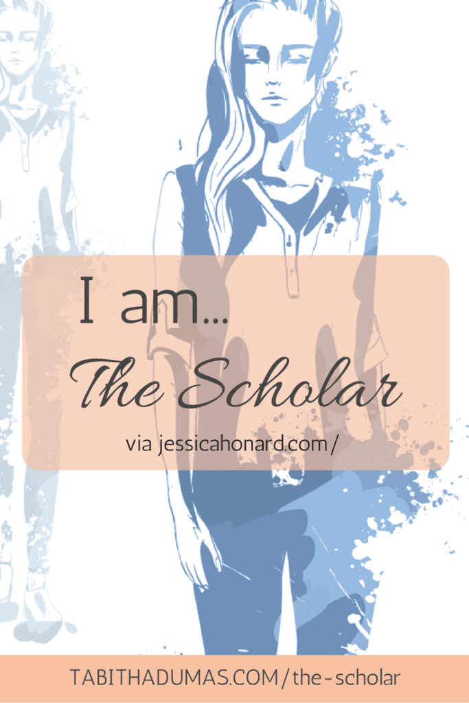 May I be your mentor? TabithaDumas.com The Scholar