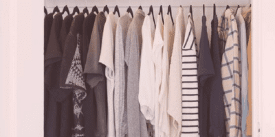 5 steps to simplify your wardrobe