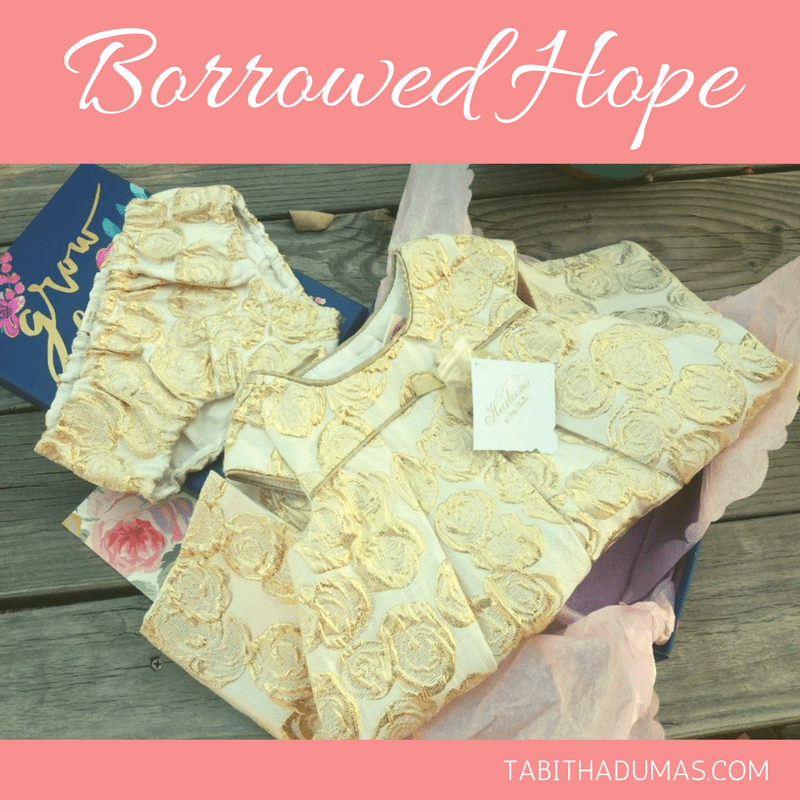 Borrowed Hope -tabithadumas.com