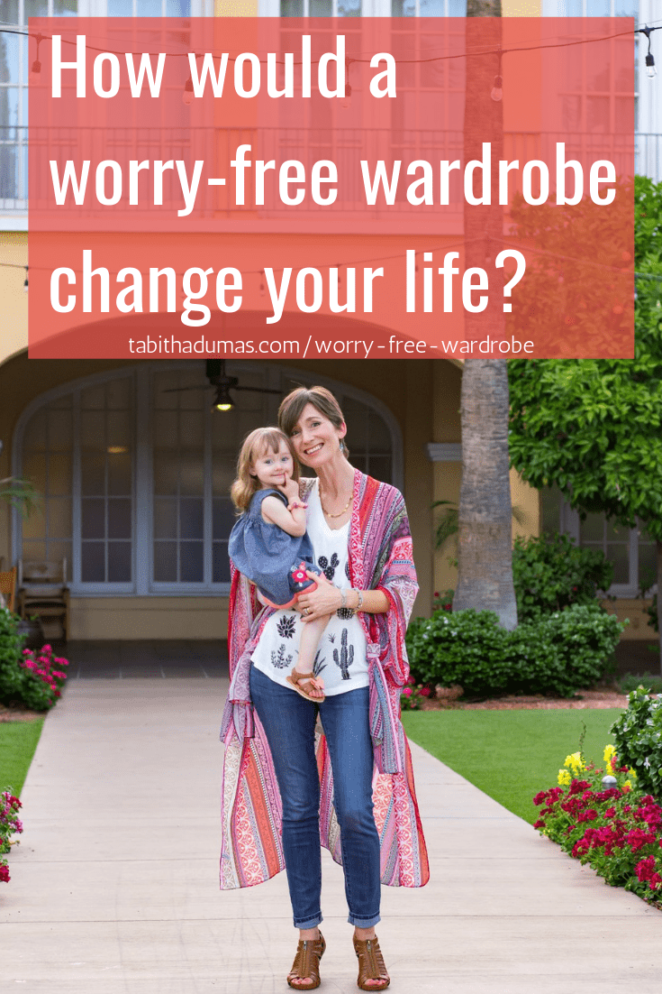 How would a worry free wardrobe change your life? Getting dressed should be fun, not draining! Let Tabitha Dumas Phoenix Image Consultant help make your wardrobe work for your life.