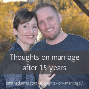 Thoughts on marriage after 15 years from Tabitha Dumas Phoenix image consultant tabithadumas.com IG