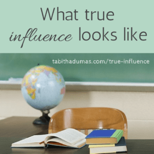 What true influence looks like. -Tabitha Dumas Phoenix image consultant tabithadumas.com