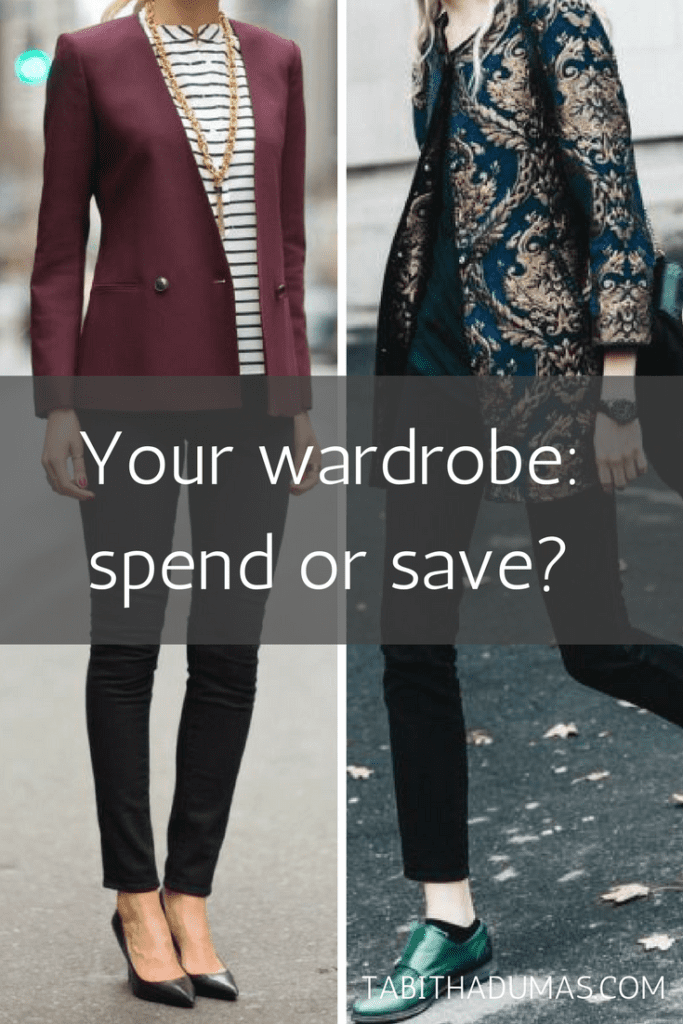 Save on your wardrobe! -tabithadumas.com Tabitha Dumas Phoenix image consultant