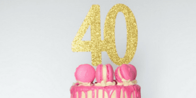 On turning 40