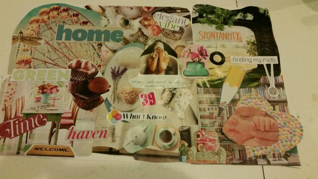 How to Host a Vision Board Party --tabithadumas.com Phoenix image consultant