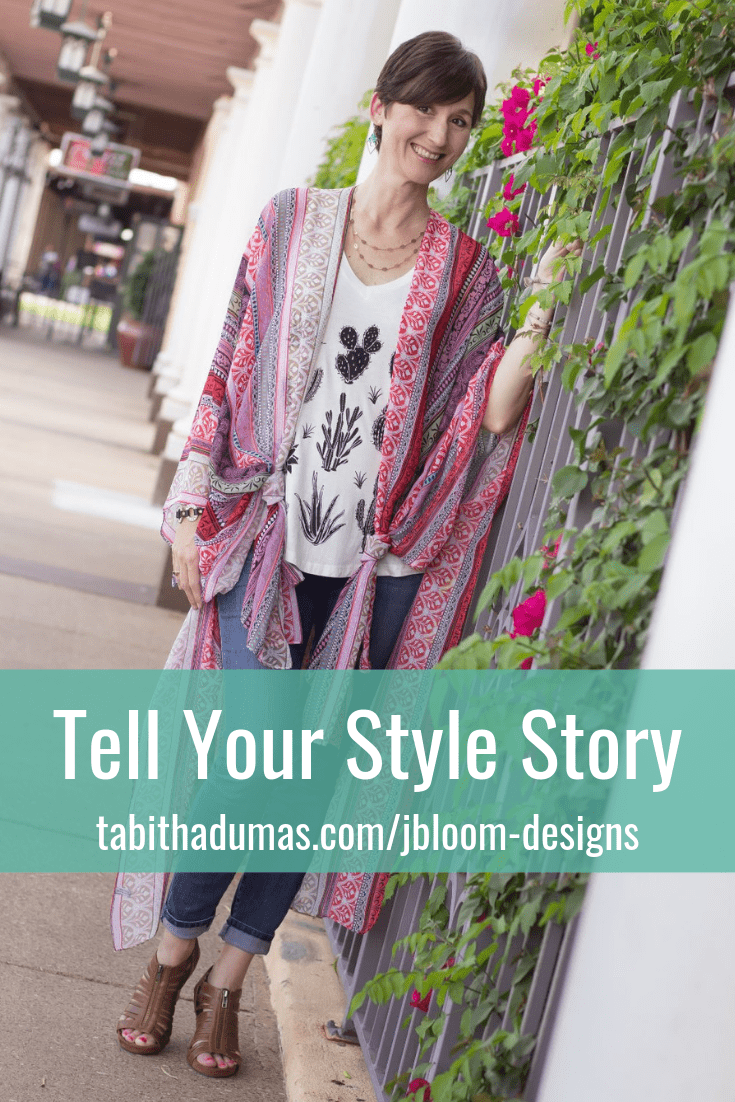 jBloom Designs jewely wear your story Tabitha dumas