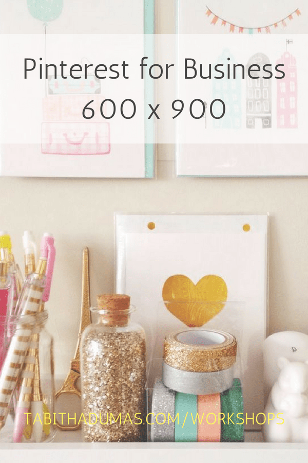 Pinterest for Business600 x 900