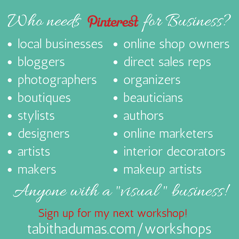 Who needs Pinterest for Business_