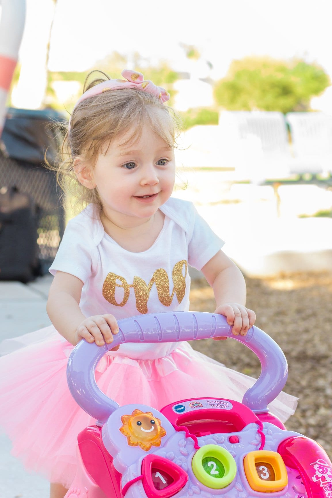 Kate's first birthday pictures from Beba Photography