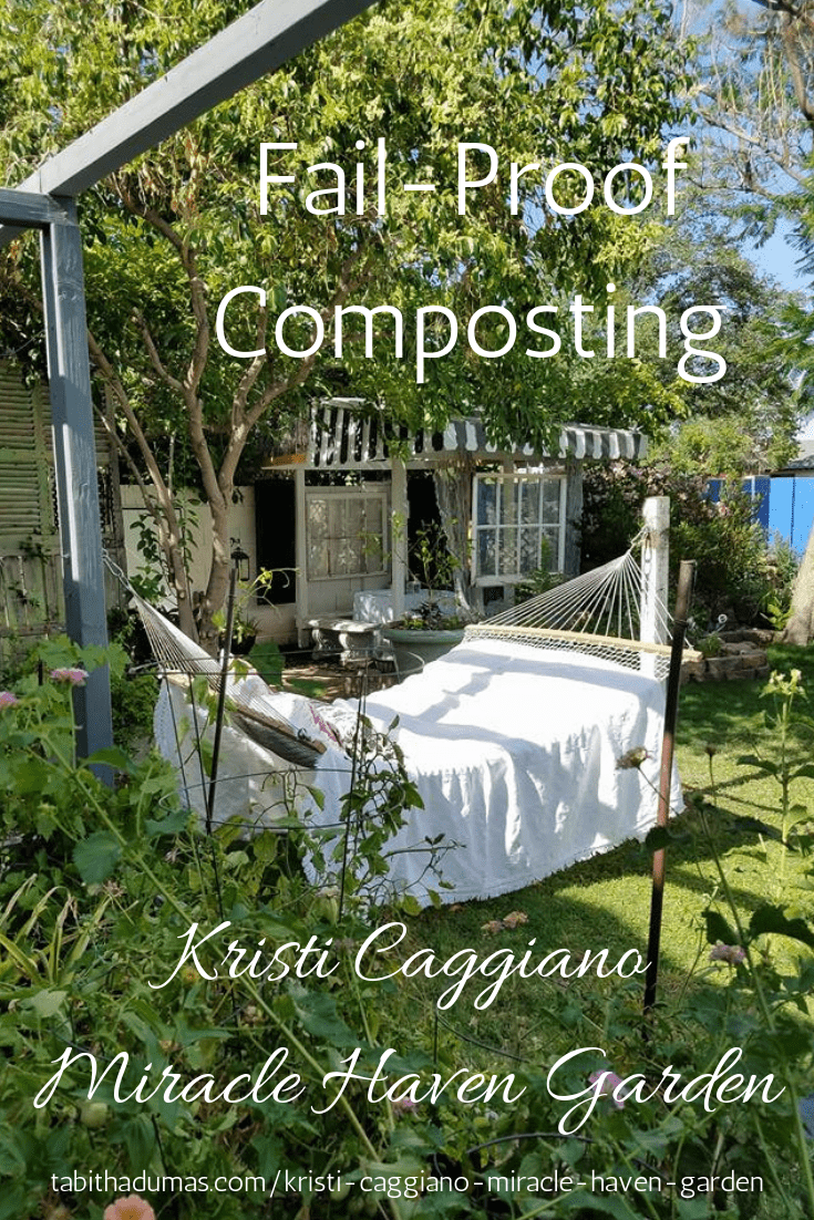 Kristi Caggiano FAIL-PROOF COMPOSTING_ Make Soil Fast, Easy & Magically
