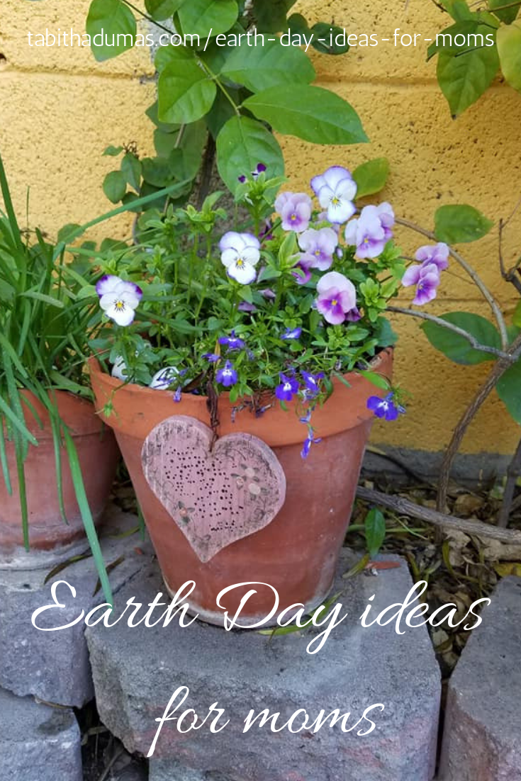 Easy Earth Day Ideas for Moms
