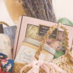 Gift basket and grown-up Easter basket ideas
