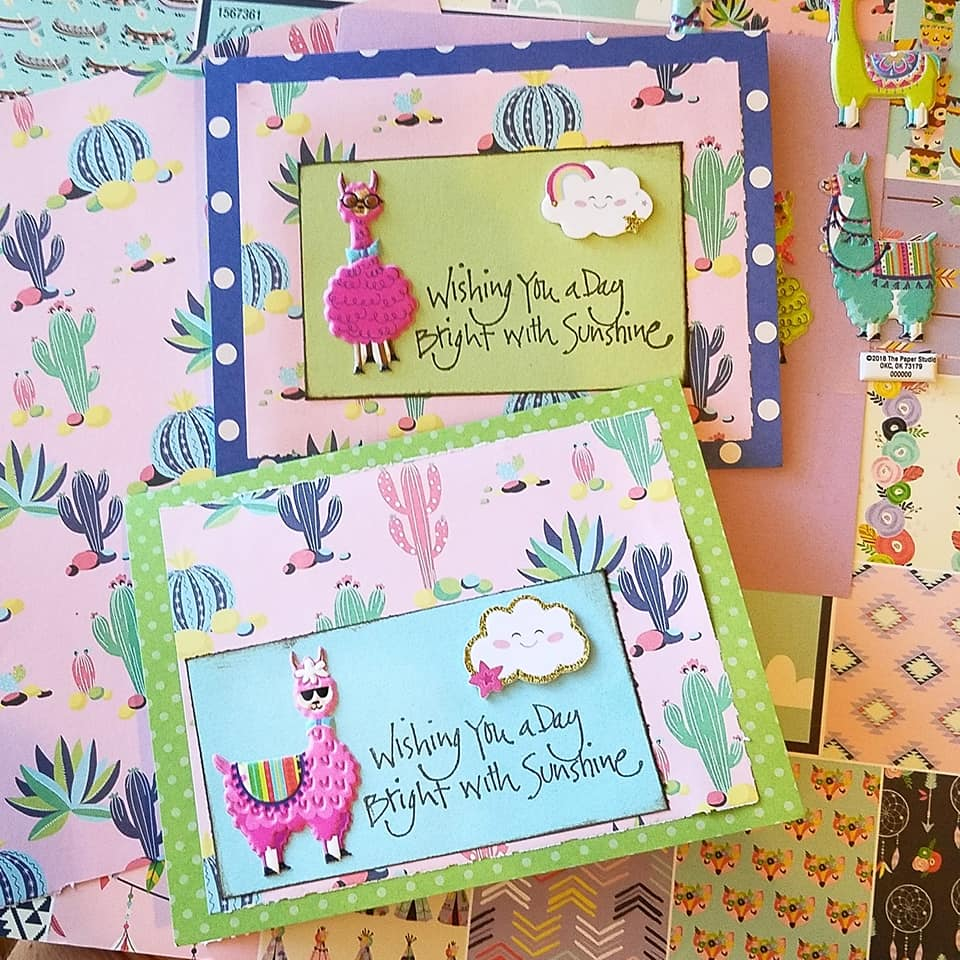 Card making tutorial Tabitha Dumas