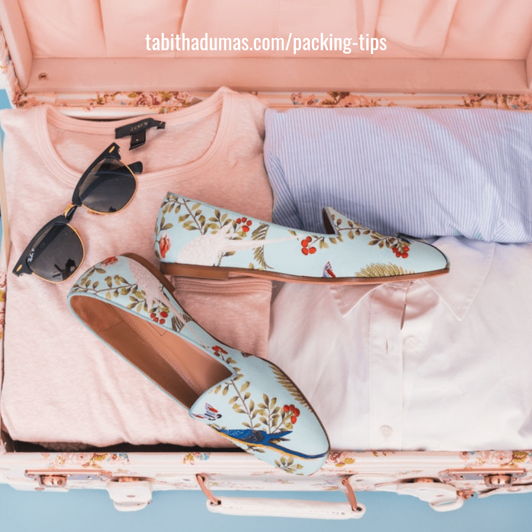 packing tips from tabitha dumas phoenix image consultant