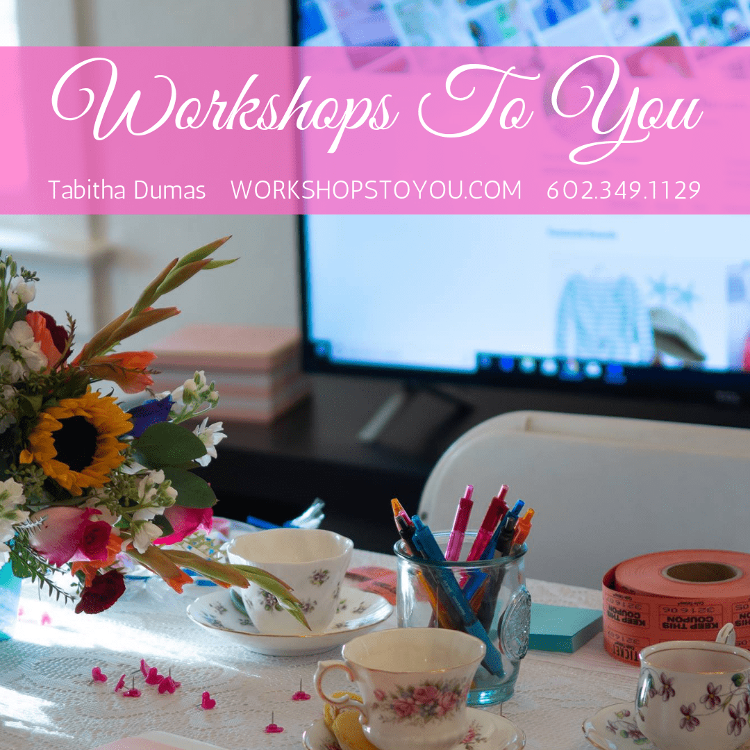 Workshops To You what you can do with me Tabitha Dumas Phoenix Image Consultant