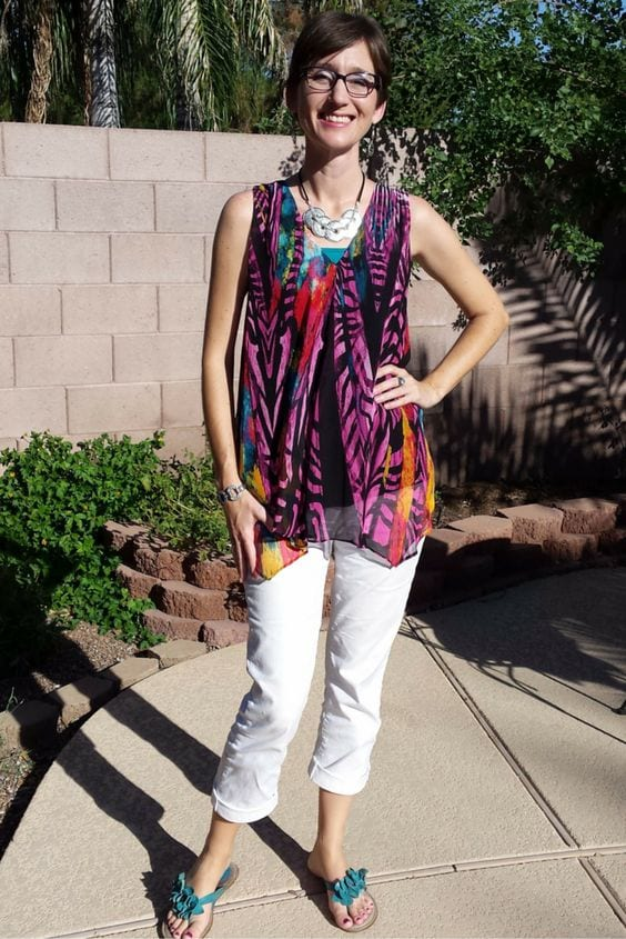 Make your outfit work for your Color Code. Use what you have! Tabitha Dumas Phoenix Image Consultant