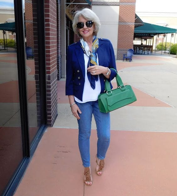 How to wear Classic Blue from Tabitha Dumas Phoenix Image Consultant