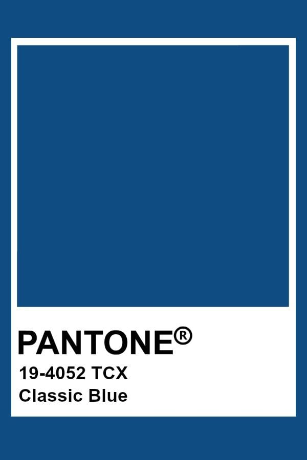 How to wear Pantone Classic Blue from Tabitha Dumas Phoenix Image Consultant