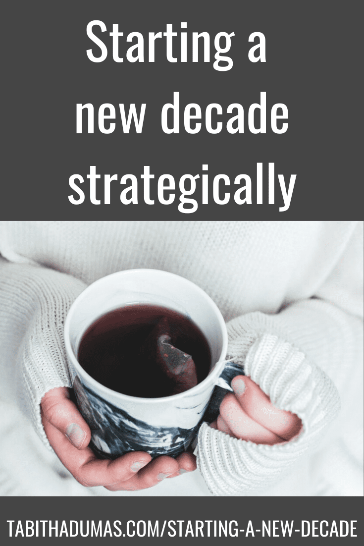 Starting a new decade strategically with Tabitha Dumas